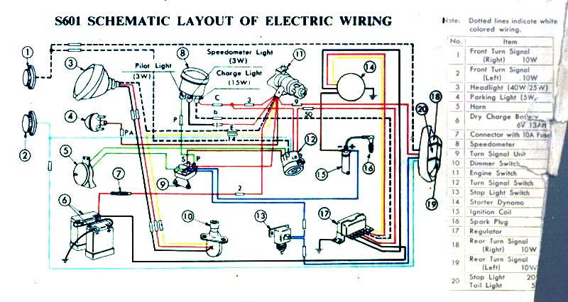 the fuji rabbit scooter page rh fujirabbit net hyosung 250 wiring diagram hyosung gv650 wiring diagram